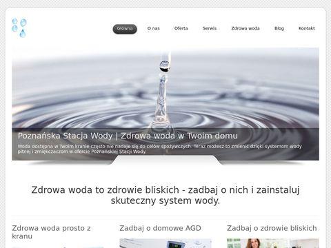 Filtry do wody pitnej Poznań