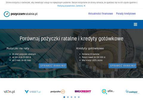 Pozyczamratalnie.pl