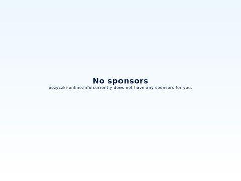 Pożyczki Online - Najlepsze produkty finansowe w jednym miejscu!