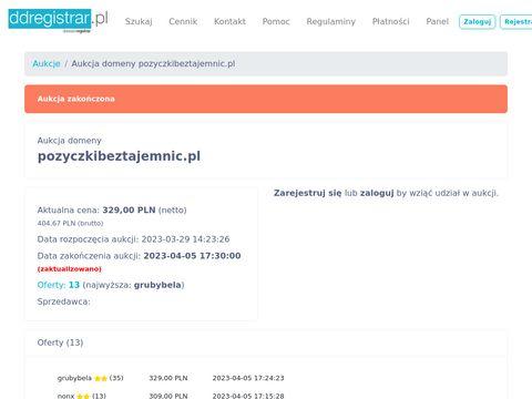 Pozyczkibeztajemnic.pl