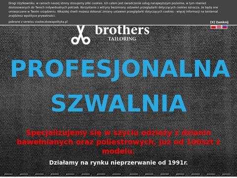 Szwalnia PPH Brothers