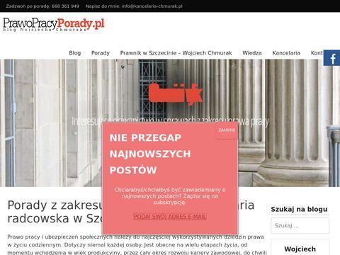 Prawopracyporady.pl emerytura pomostowa zus