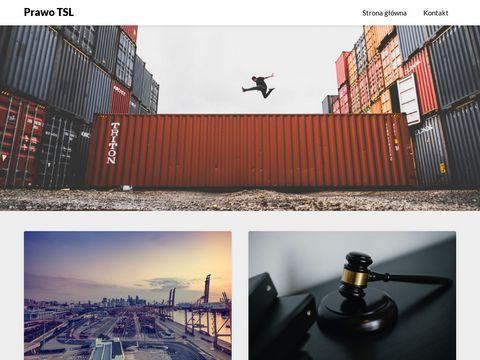 TSL i Prawo - blog o prawie w transporcie