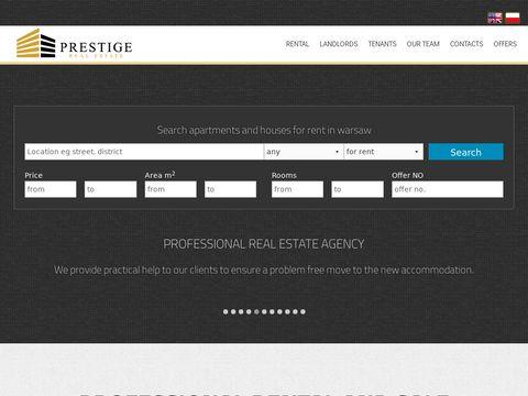 Prestige-real-estate-warsaw.pl