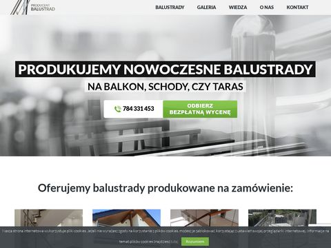 Producentbalustrad.pl - Producent Balustrad Warszawa