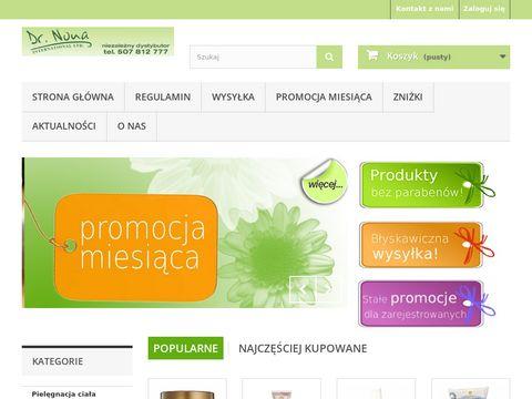 BioLife - Kosmetyki i suplementy Dr. Nona