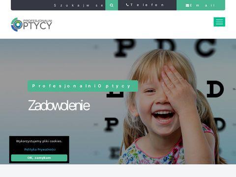 Optyk - profesjonalnioptycy.pl
