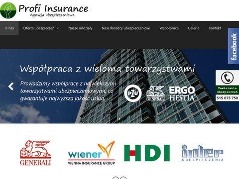 Agencja ubezpieczeniowa Kraków – Pośrednik ubezpieczeniowy
