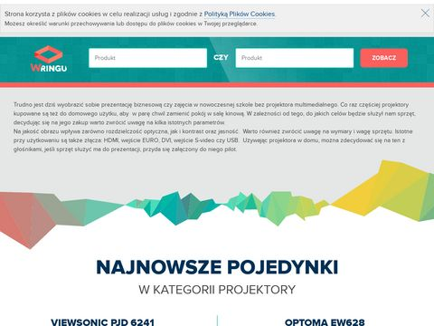 Projektory-w-ringu.pl