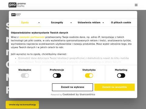 Agencja interaktywna Promotraffic