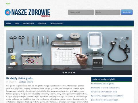 Pronatures.pl - zdrowa żywnośc
