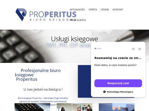 Biuro księgowe Properitus - obsługa kadr i płac, rozliczanie PIT
