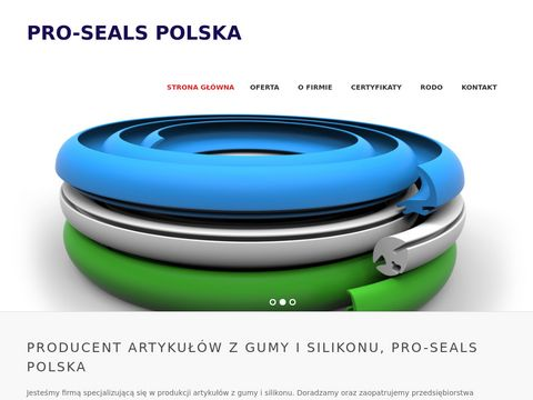 Proseals.pl - profile gumowe i silikonowe