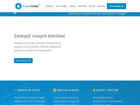 Pozycjonowanie Bielsko - proudmedia.eu