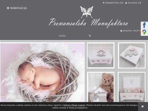 Prowansalskamanufaktura.com pojemnik