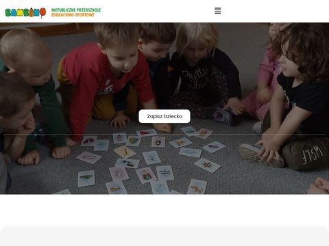 Prywatne Przedszkole Edukacyjno-Sportowe Bambino