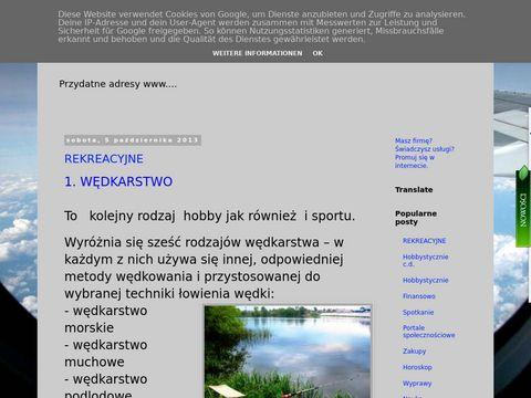 PRZYDATNE ADRESY WWW
