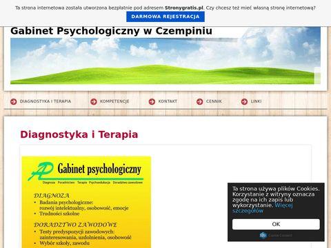 Gabinet Psychologiczny w Czempiniu