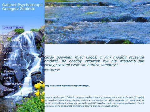 Gabinet Psychoterapii GESTALT