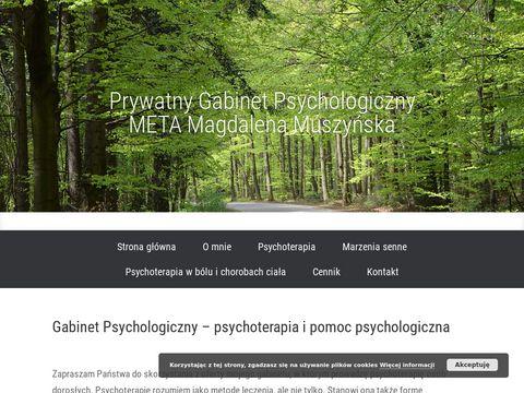 Psychoterapia Meta Zielona G贸ra