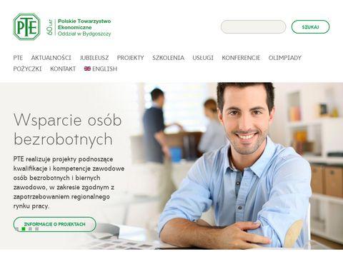 Polskie Towarzystwo Ekonomiczne - Oddział w Bydgoszczy