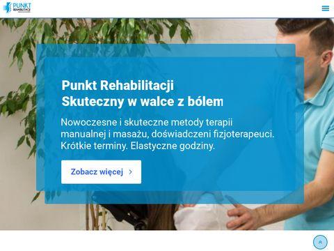 Masaż Wrocław - Fizjoterapia Wrocław   Punkt Rehabilitacji