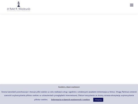 Dr R. R. Wasilewski - Kancelaria prawa gospodarczego w Szczecinie