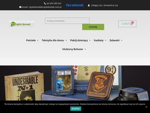 Rajskidomek.pl licencjonowana poÅ›ciel