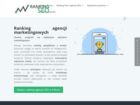 Ranking agencji reklamowych w Polsce