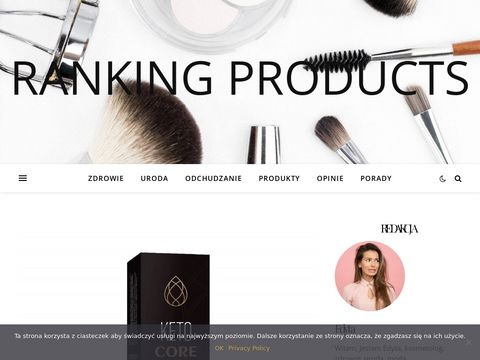RANKING PRODUCTS - ranking produkt贸w