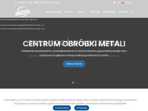 Rauhut.com.pl - malowanie proszkowe