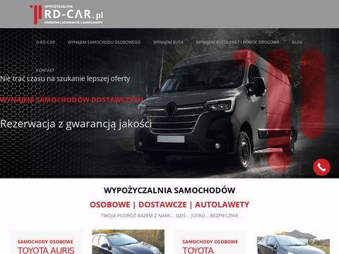 Wypo偶yczalnia aut Gorz贸w Wielkopolski