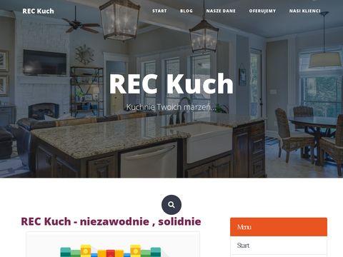 STUDIO REC-KUCH PPHU nowoczesne meble kuchenne krak贸w
