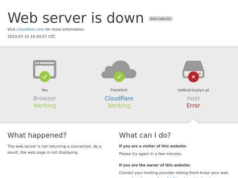 Www.redbud-tuszyn.pl Firma budowlana
