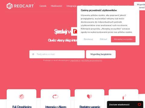 Platforma sklepów internetowych RedCart.pl