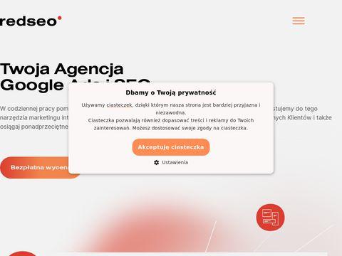 RedSEO - Usługi SEO