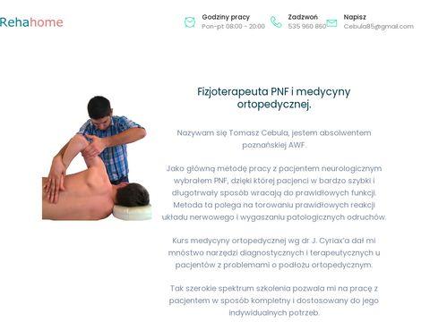 Reha-home.pl - rehabilitacja w Poznaniu