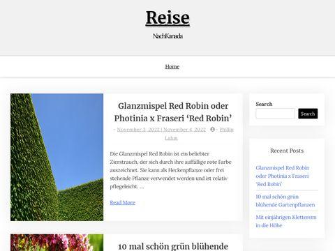 Reisenachkanada.de