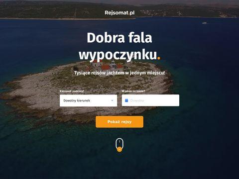 Rejsy i loty Chorwacja, Grecja, Karaiby - Rejsomat.pl