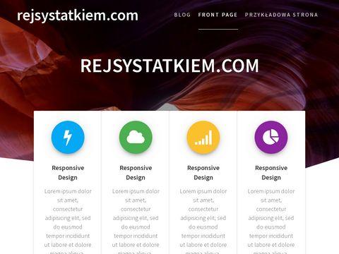 Rejsy statkiem po Odrze we Wroc艂awiu