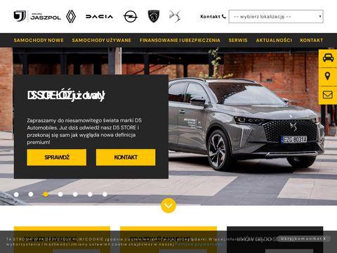 Jaszpol - Autoryzowany dealer Renault - koncesjoner - salon 艁贸d藕/Zgierz