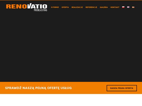 Czyszczenie cegie艂 : renovatio.pl