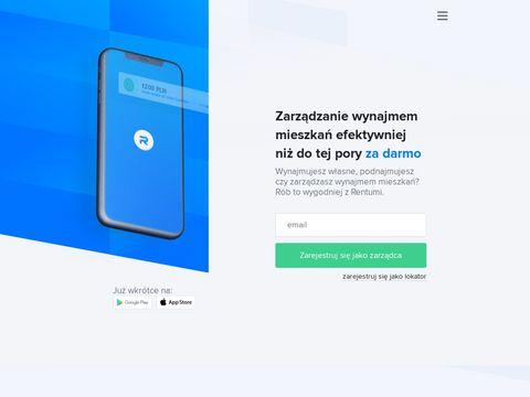 ZarzÄ…dzanie wynajmem - rentumi.pl