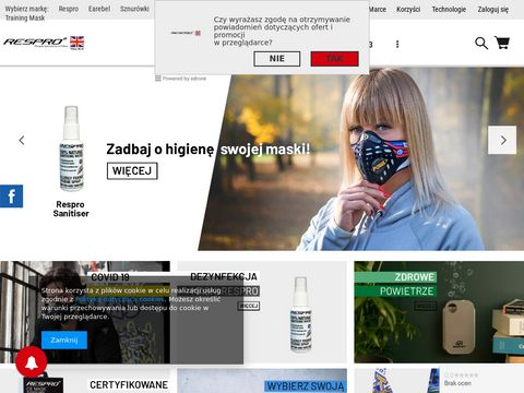 Filtry antysmogowe - respro.com.pl