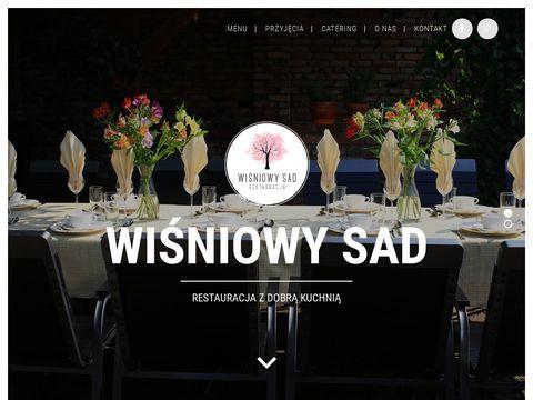Www.restauracjawisniowysad.pl restauracja