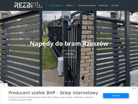 Bramy garażowe Rzeszów | Rezbi.pl