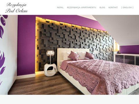 Nowoczesne apartamenty w Zakopanem na rezydencjapodorlem.com