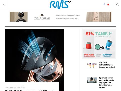 RMS.pl - technologie audiovideo