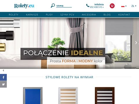 Rolety Dzie艅/noc - rolety.eu