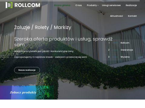 Rollcom - moskitiery Kraków
